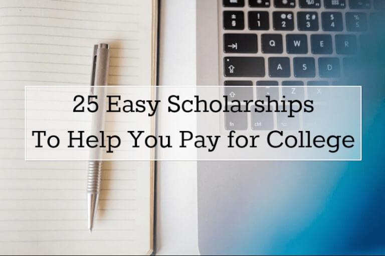 Write my easy scholarship no essay