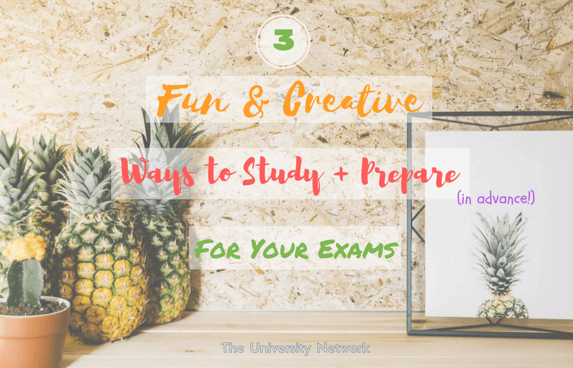ways student prepare for exams Every student will experience exam stress but there are ways to put those negative feelings to one side and concentrate on your learning goals here's how.