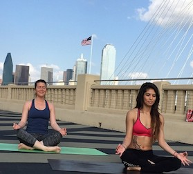 v yoga dallas