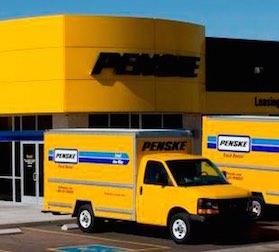 Penske truck rental san antonio