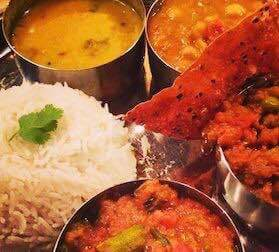 Manas Indian Food Usc