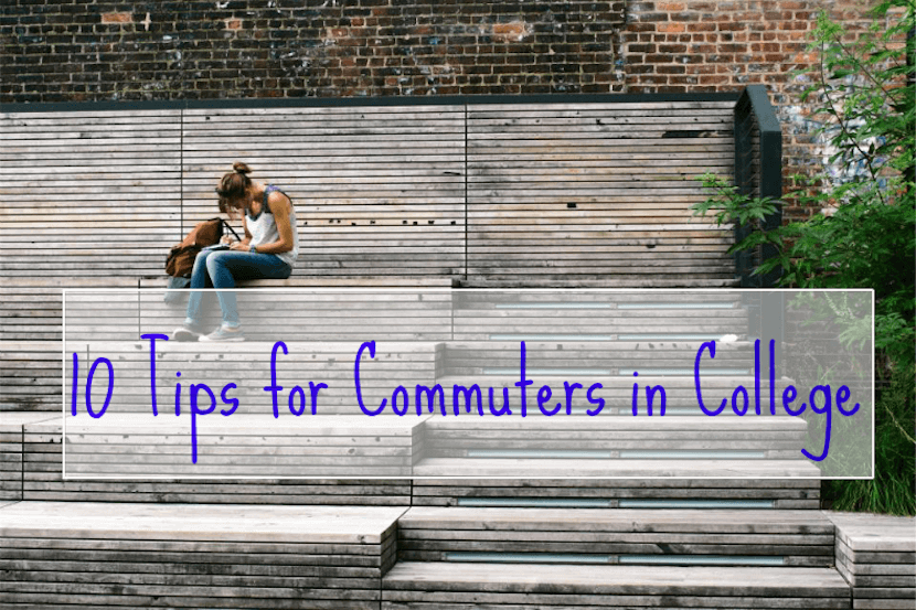 commuter student tips