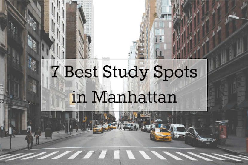 The 15 Best Places with a Study Area in New York City