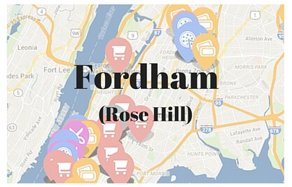 Best Student Discounts Near Fordham University Rose Hill Campus