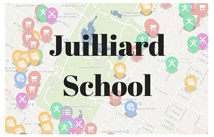 Top Student Discounts Near Juilliard School The University Network