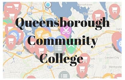 Queensborough Community College Campus Map.Best Student Discounts Near Queensborough Community College The