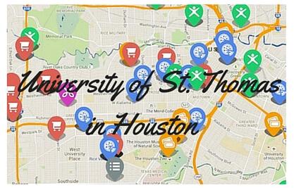 University Of St Thomas Houston Campus Map.10 Best Student Discounts Near University Of St Thomas In Houston
