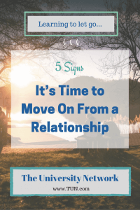 Moving from hookup to a relationship