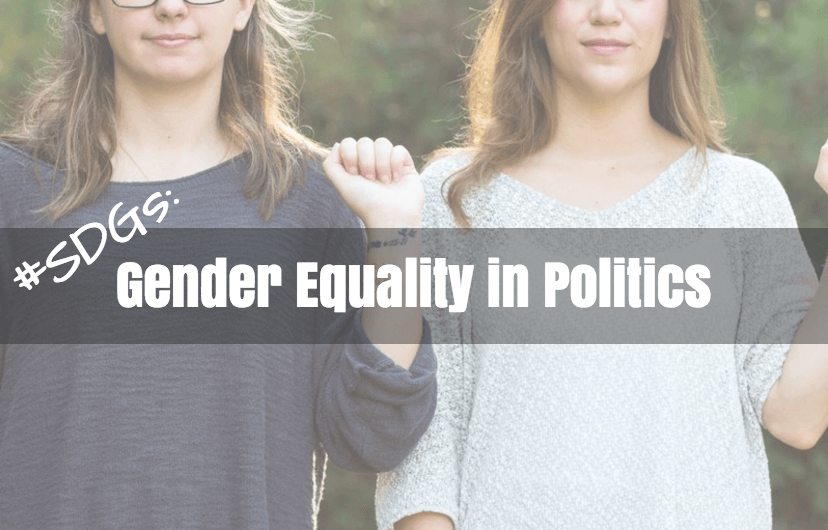 gender equality in politics Gender equality and state environmentalism kari norgaard  gender equality in national politics is associated with state environmentalism.