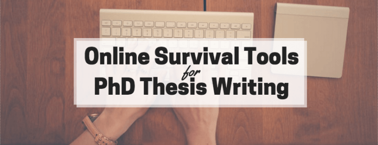 demystifying the dissertation proposal