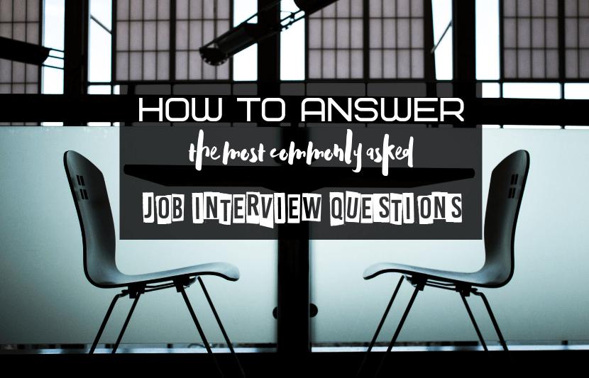 Tipiche Domande Di Intervista Di Lavoro 12 Come Risponderle