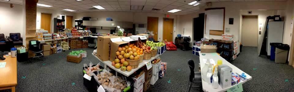 Bmcc Pantry Helps Food Insecure Students Unidadporalguazas