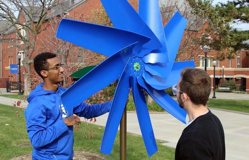 クレイトン大学の学生が成長する...