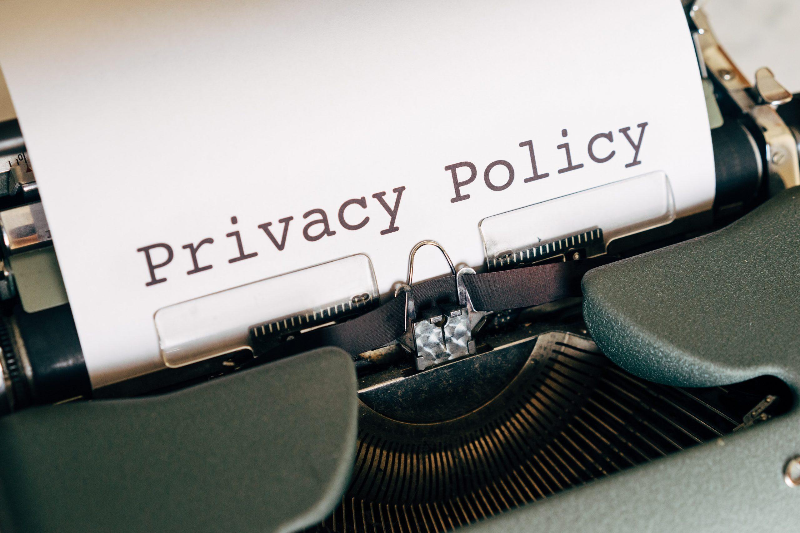 プライバシーポリシー  (英語)