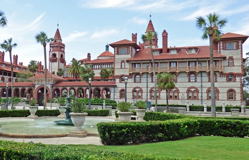 A Broke Student S Travel Guide To St Augustine Florida The University Network