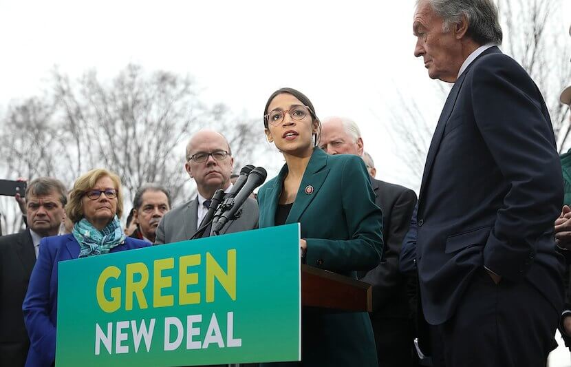 0bb88292 Alexandria Ocasio-Cortez, 29, is now one of the biggest stars in politics.  Her dance moves, along with her proposition of the Green New Deal, have  made her ...