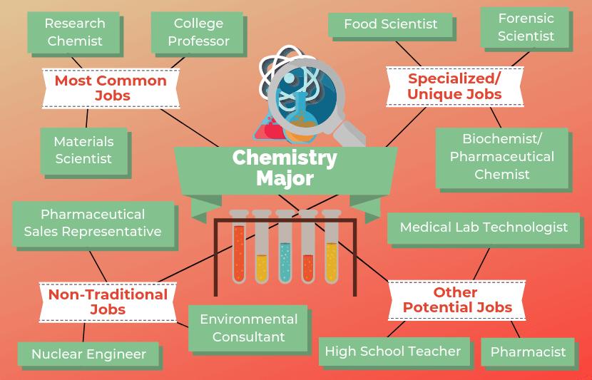 12 Jobs For Chemistry Majors | The University Network