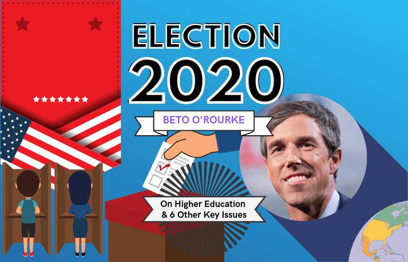 Beto Rourke 2020