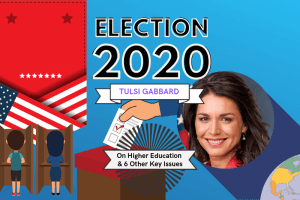 Tulsi Gabbard 2020