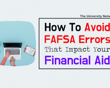 Avoid FAFSA Errors