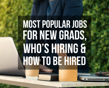 Most Popular Jobs For New Grads