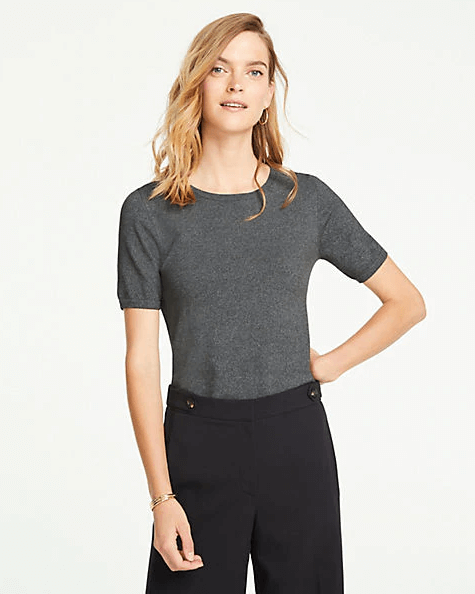 The Sweater Tee, Ann Taylor