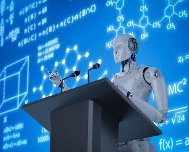 Conferencias AI Robot University