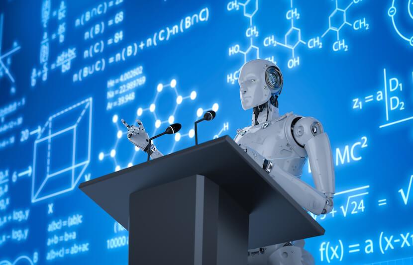 AI Robot University Lectures