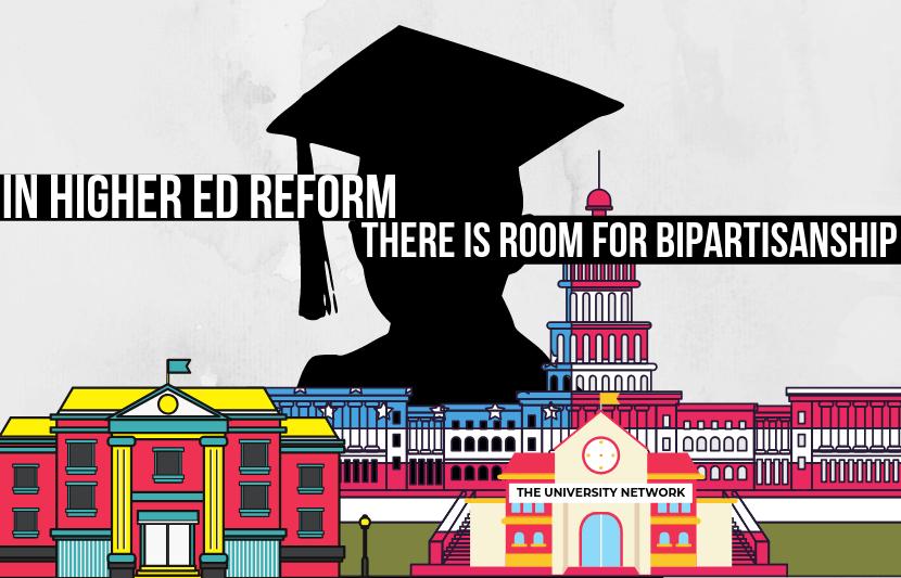 Higher Ed Reform Bipartisanship