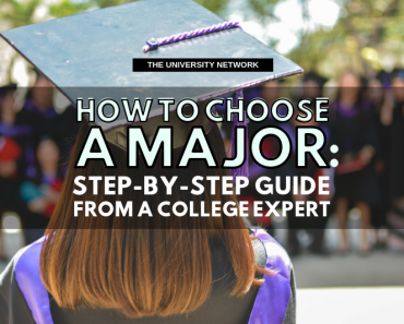 How To Choose College Major
