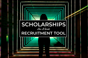 Scholarships as Recruitment Tool