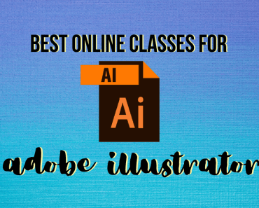 Best Online Classes For Adobe Illustrator