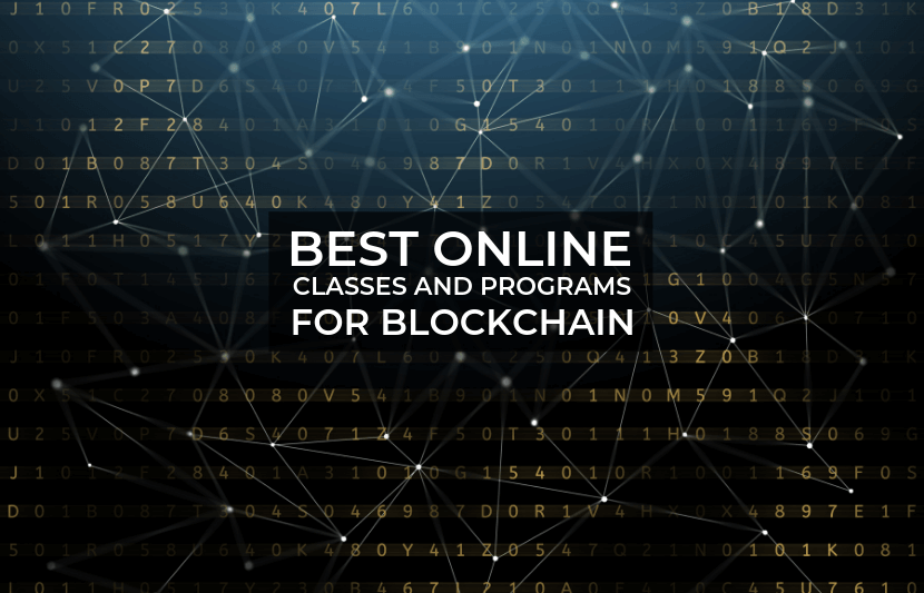Best Online Classes And Programs For Blockchain
