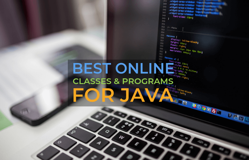 Best Online Classes And Programs For Java