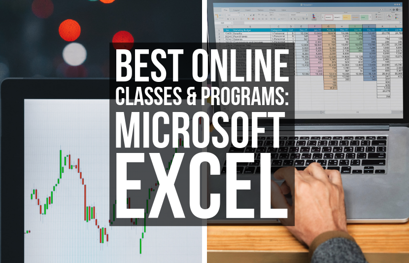 Best Online Classes And Programs For Microsoft Excel | The