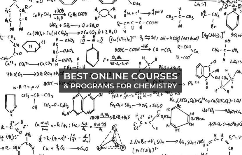Best Online Courses And Programs For Chemistry