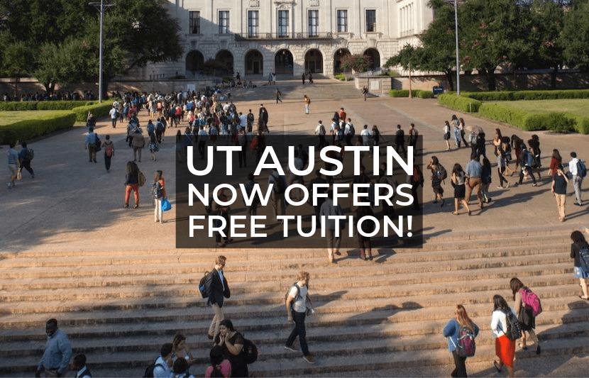 UT Austin Free Tuition