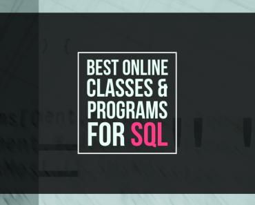 Online Class SQL
