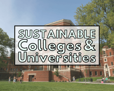 Sustainable Colleges and Universities