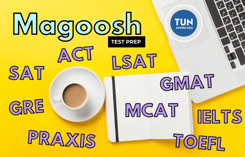 Magoosh Test Prep
