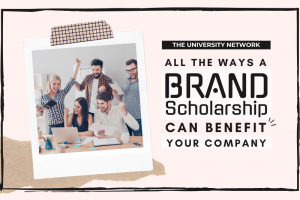 How Brand Scholarships Benefit Companies