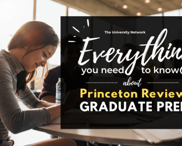 Princeton Review Graduate Prep