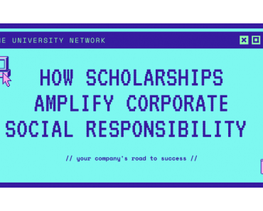 Scholarships Amplify CSR