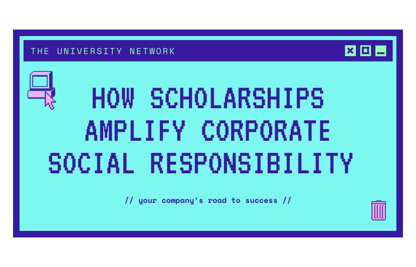 Scholarships Amplify CSR