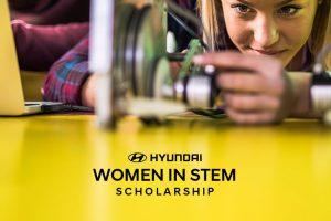 Hyundai Women In Stem Scholarship