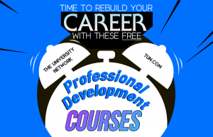COVID-19 Took Your Job? Time To Rebuild Your Career With These Free Professional Development Courses