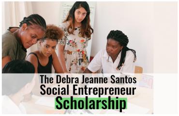ทุนการศึกษาผู้ประกอบการทางสังคม Debra Jeanne Santos