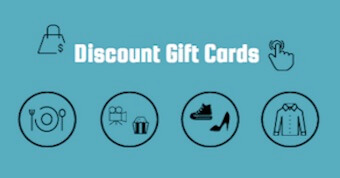 Discount Gift Cards Student Discount