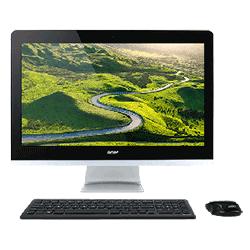 Acerのデスクトップで最大35%割引。 オールインワンコンピュータ、オールインワンデスクトップに大いに役立ちます。