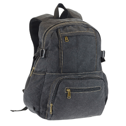 50% Off Canvas Laptop Backpack